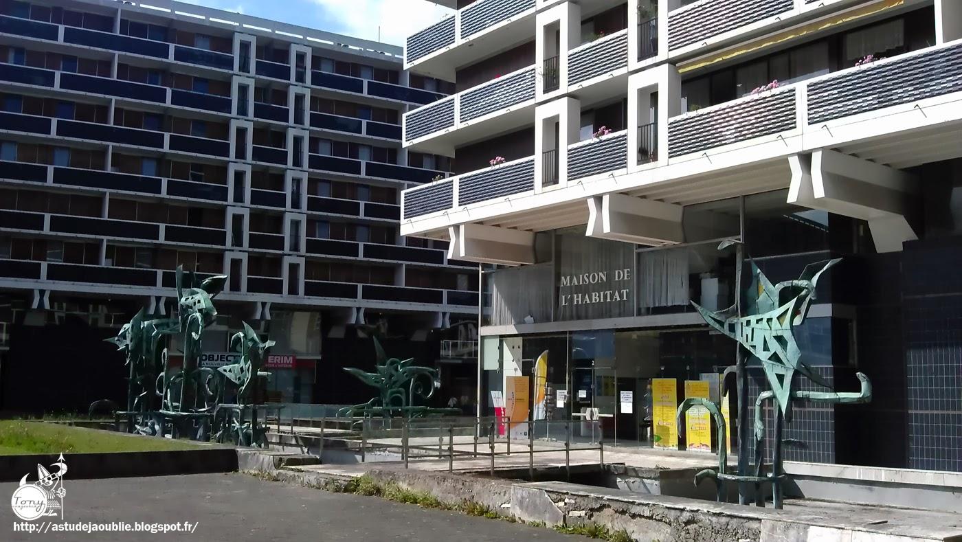 Architectes Lille lille - residence du beffroi - willerval, lagarde, rignol