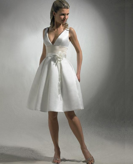tea length wedding dresses 2012 - Wedding Guest Dresses