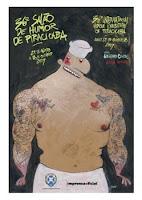 Selecionado - Vanguarda - Salão Internacional de Humor - Piracicaba, SP (2009)
