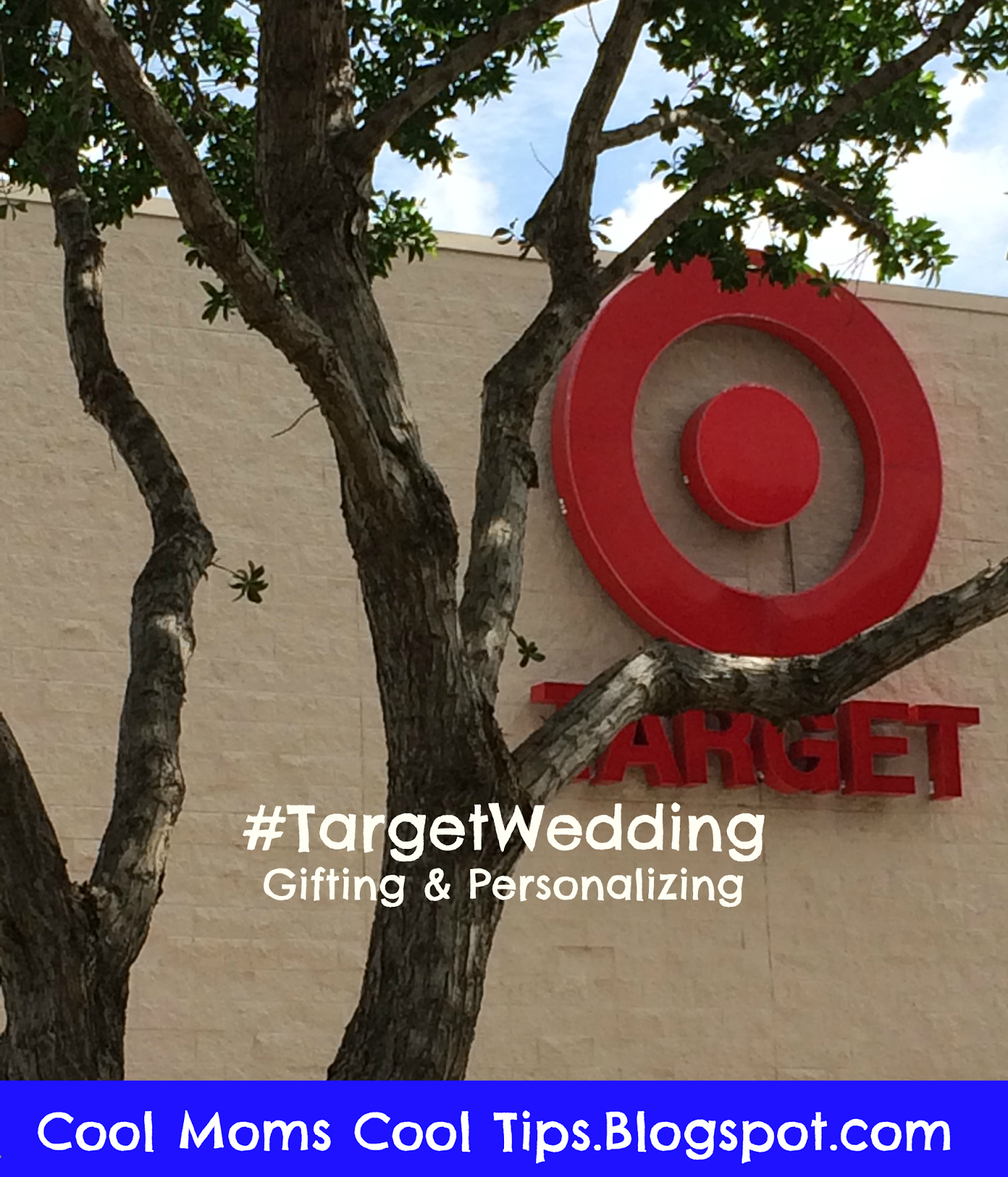 cool moms cool tips #targetwedding #sponsored store entrance