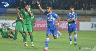 Persib Bandung vs Persebaya United 2-0