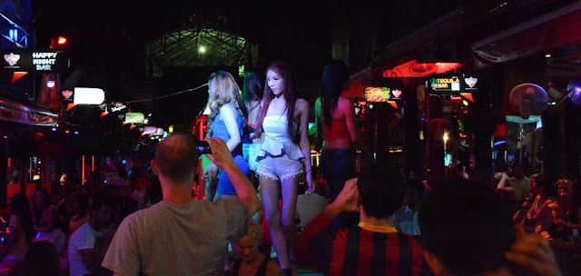 Bangla Road Patong katoi