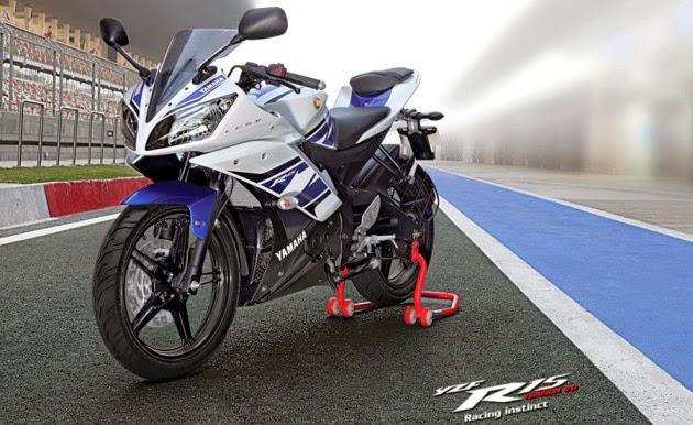 Harga dan Spesifikasi Yamaha R15 Terbaru 2014