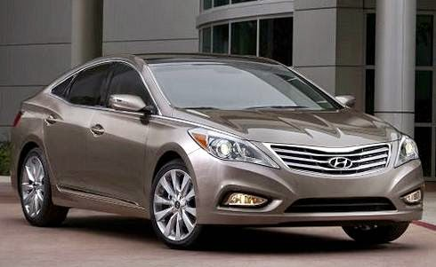 Get Info Cars 2015 Hyundai Azera Price And Specification