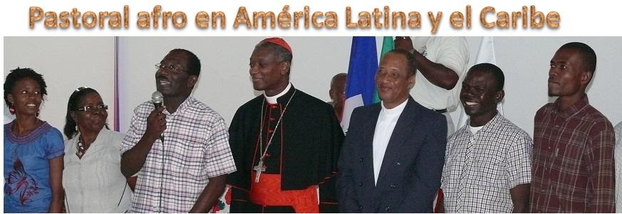 PASTORAL AFROAMERICANA Y CARIBEÑA
