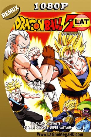 Dragon Ball Z: La pelea de los 3 Saiyajin (1992) Latino HD BDREMUX 1080P ()