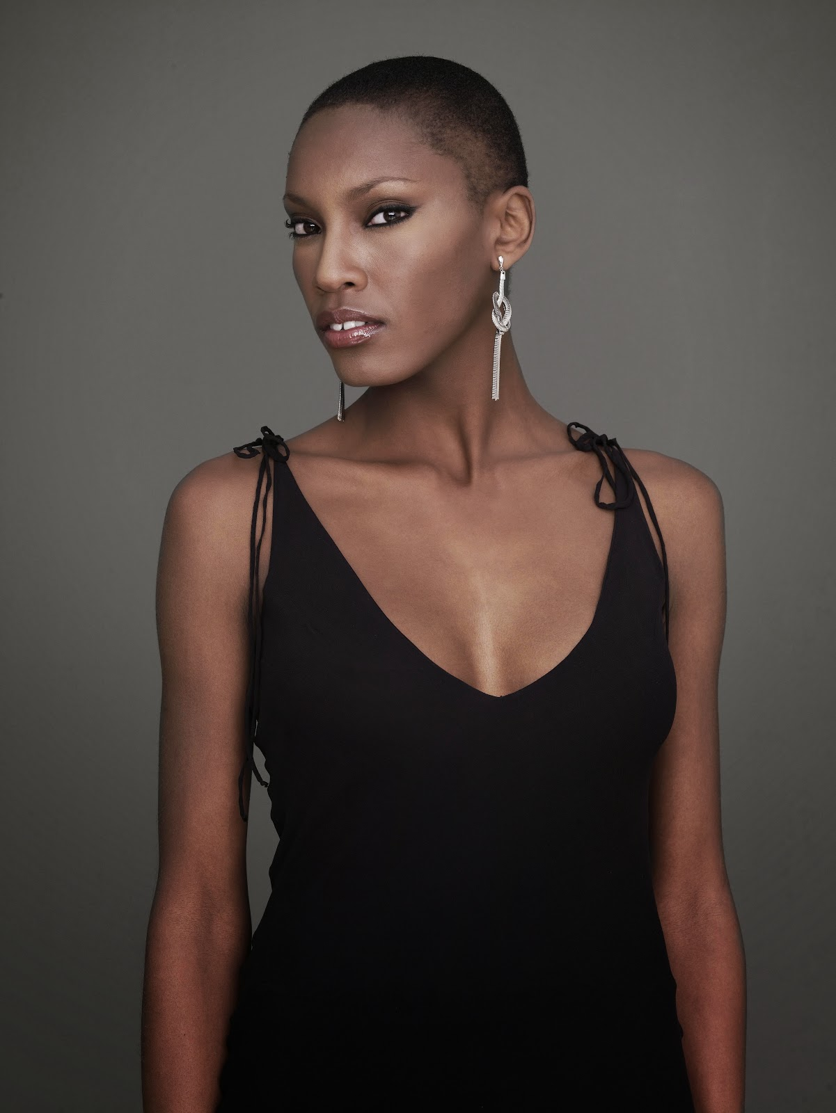 Brazilian model, Malana de Freitas.