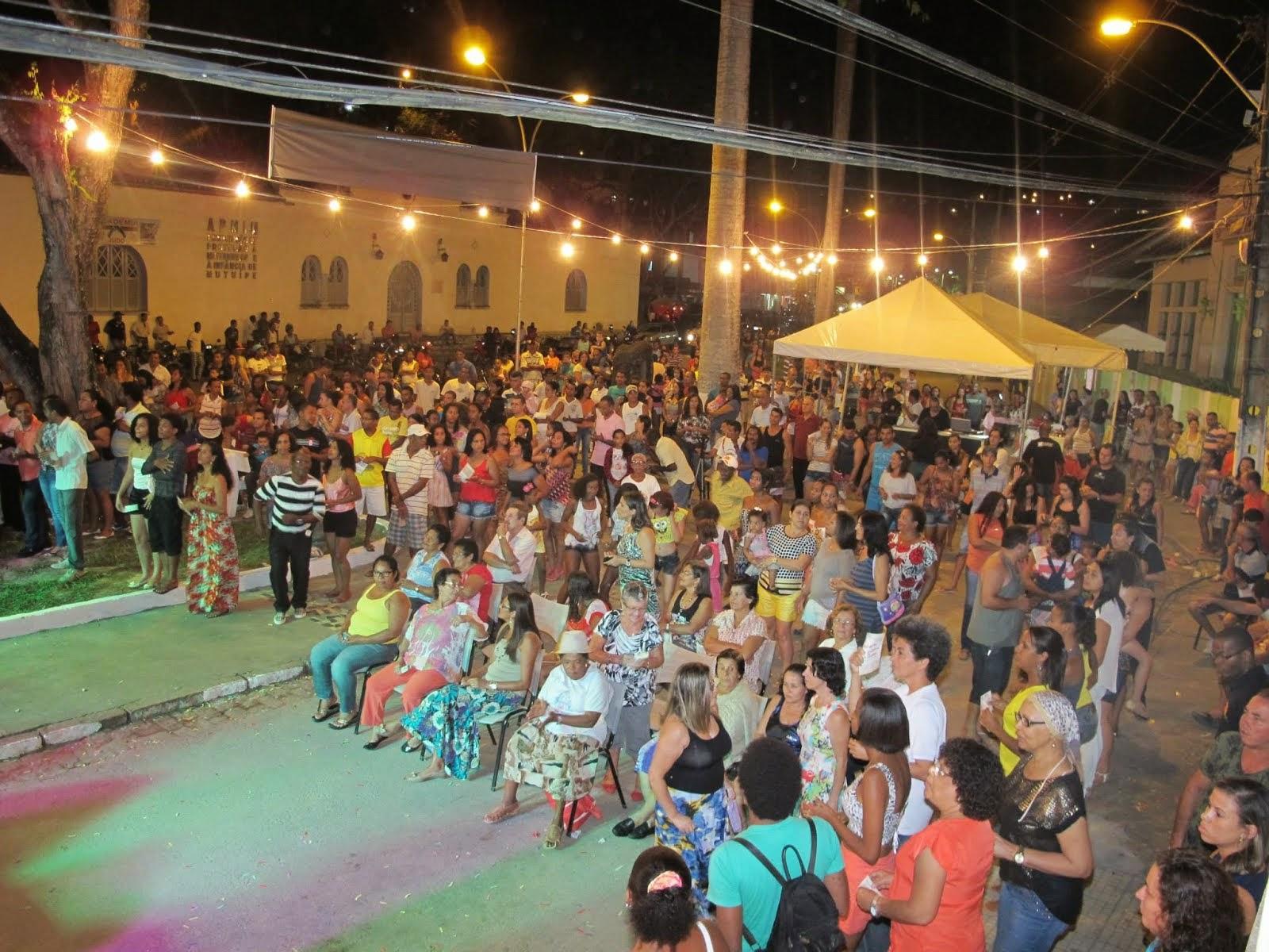 V Festival de Arte Cultura de Mutuípe