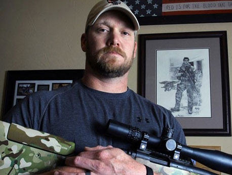 Former Navy SEAL Chris Kyle fatally shot at Texas shooting range