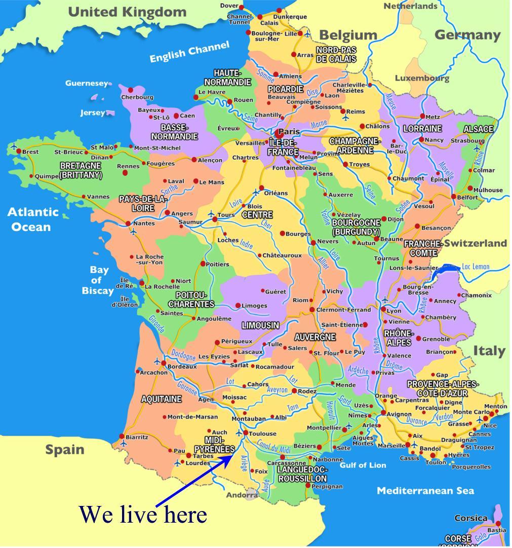LIVE FRANCE
