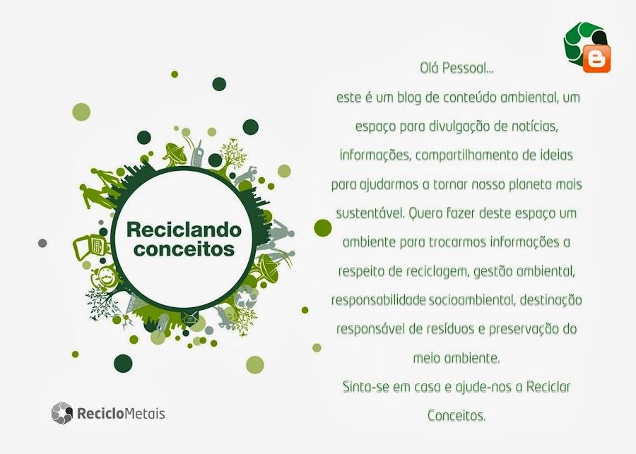 RECICLANDO CONCEITOS