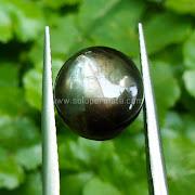 Batu Permata Black Sapphire - SP709