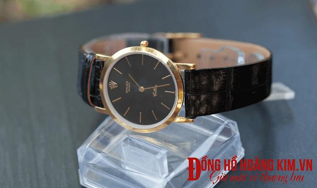 Đồng hồ nam rolex 2 kim R121
