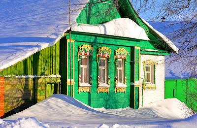 Russian countryside photos