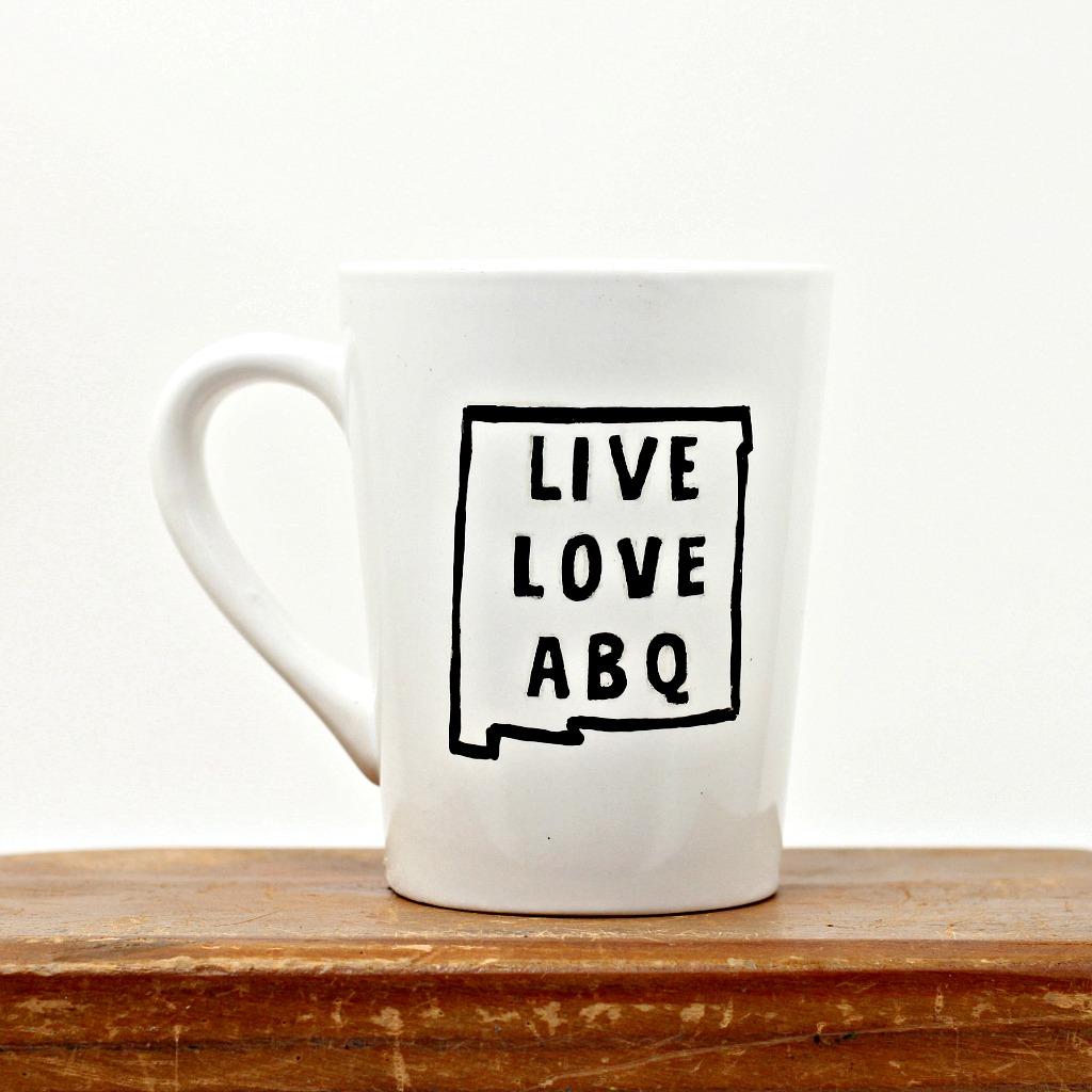 Shop LIVE LOVE ABQ