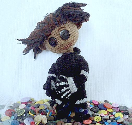 Coraline Doll Free Crochet Pattern Amigurumi To Go : Homemade Wybie Doll Free Crochet Pattern ~ Amigurumi To Go