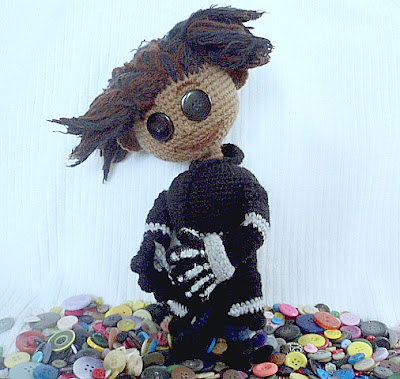 Amigurumi To Go Doll : Homemade Wybie Doll Free Crochet Pattern ~ Amigurumi To Go