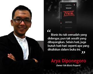 Testimoni Arya Diponegoro