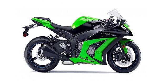 Motor Kawasaki Ninja ZX-10R,Motor Sport Kawasaki,Gambar Motor Kawasaki Sport