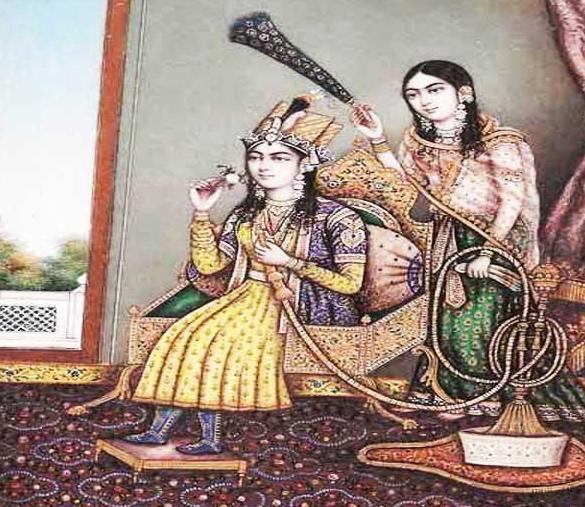 मुग़ल शहंशाह जहाँगीर का प्रेम निकाह