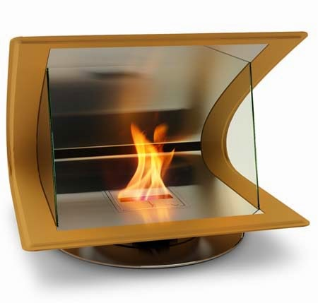 zeta eco fireplace and portable fireplace designs