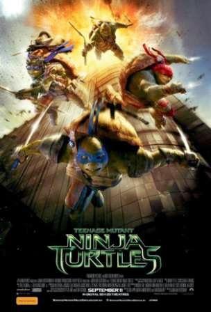 Teenage Mutant Ninja Turtles (2014) english movie