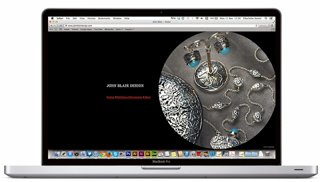john blair - web design