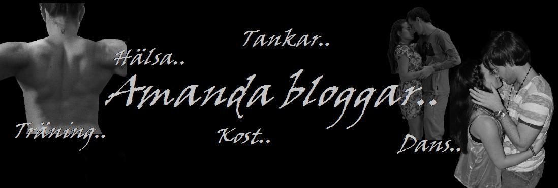 Amanda Bloggar..