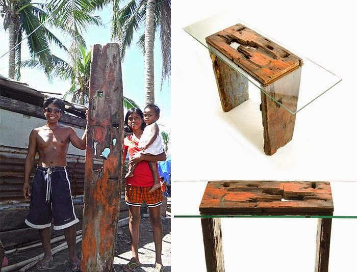 Muebles con Madera Reutilizada, Diseño Sostenible y Ecoresponsable