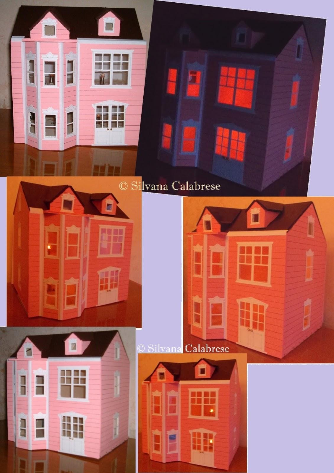 La scorribanda legale di silvana calabrese modellino casa for Costruire una casa in stile vittoriano