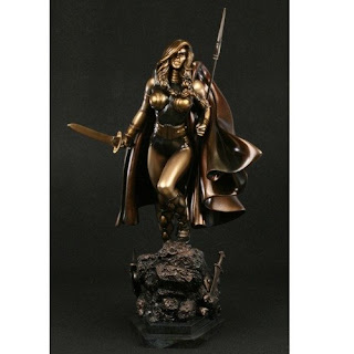 Valkyrie (Marvel Comics) Character Review - Statue Product