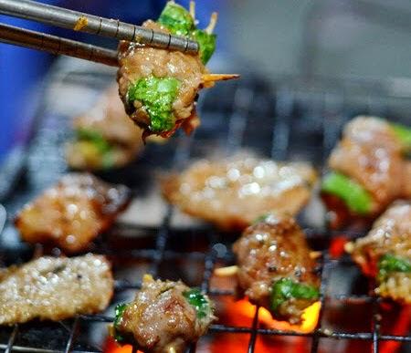 Street Food in Lò Đúc, Hà Nội City2
