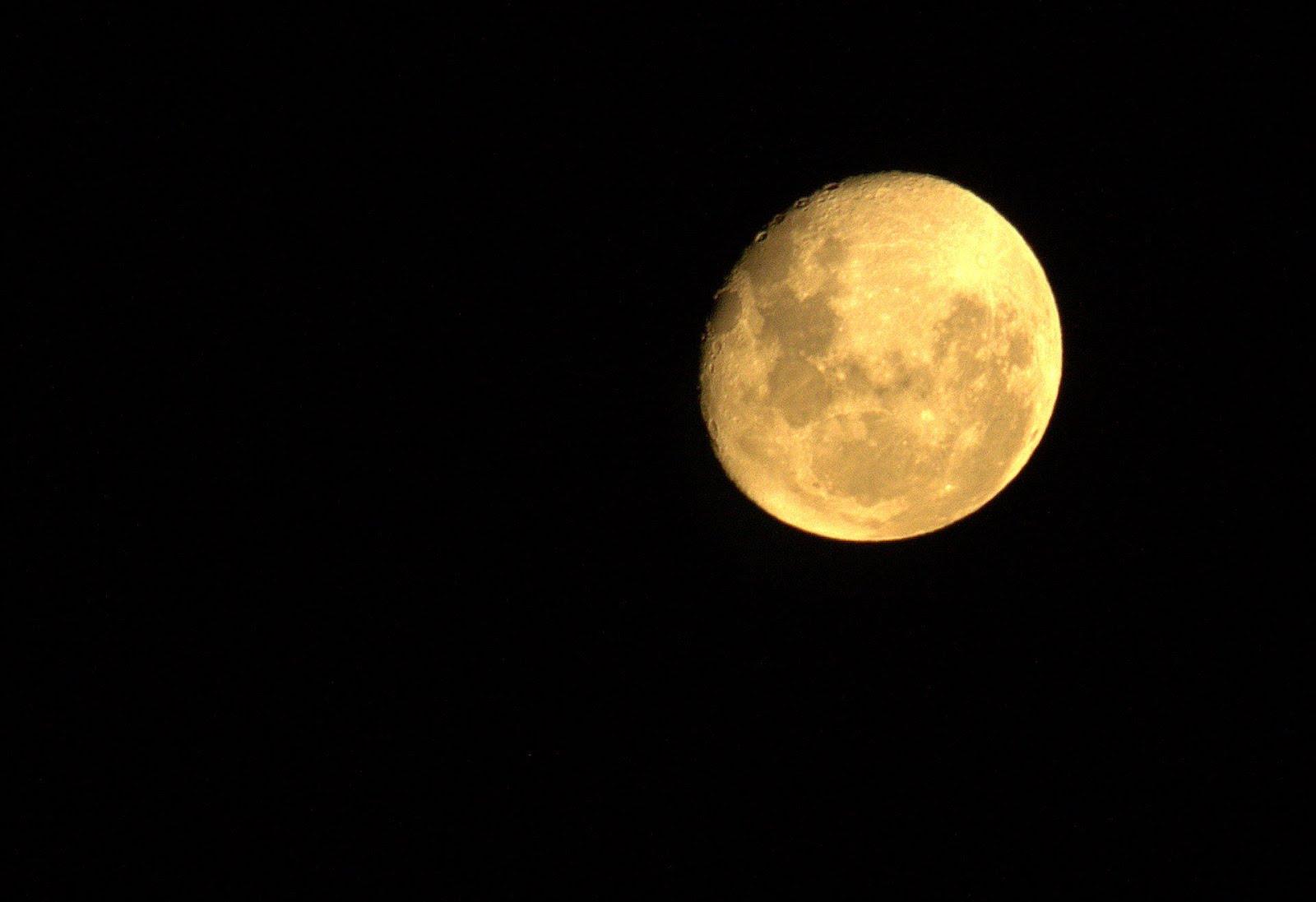 Una de mis tantas lunas