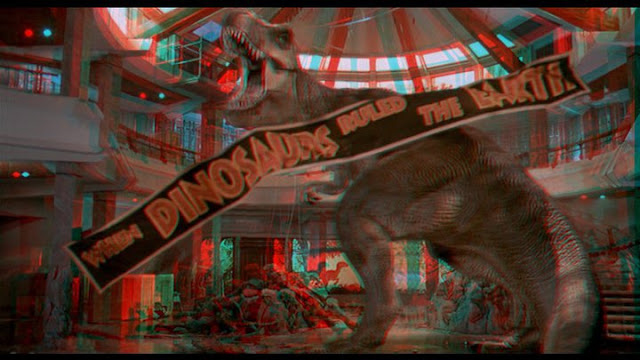 Jurassic Park (1993) anaglyph 3D