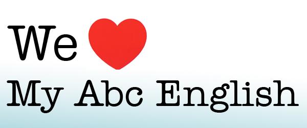 My Abc English