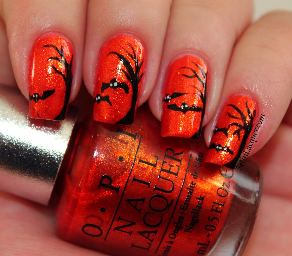 Halloween Nail Art: A Roundup Of The Week's Posts