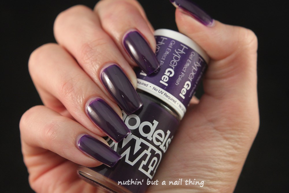 models own hypergel pitch purple