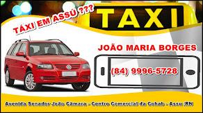 Táxi em Assú