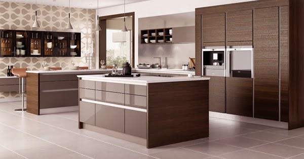Seputar desain rumah minimalis dengan kitchen set dapur for Kitchen set jadi