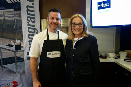 Interior Design Event Vancouver with Top Chef Canada Matt Stowe and Patricia Gray
