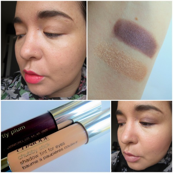 Swatches Clinique Chubby Sticks Eyes