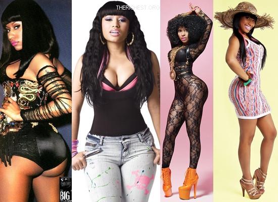 Nicki Minaj seduce en ropa interior en Instagram, mira la foto
