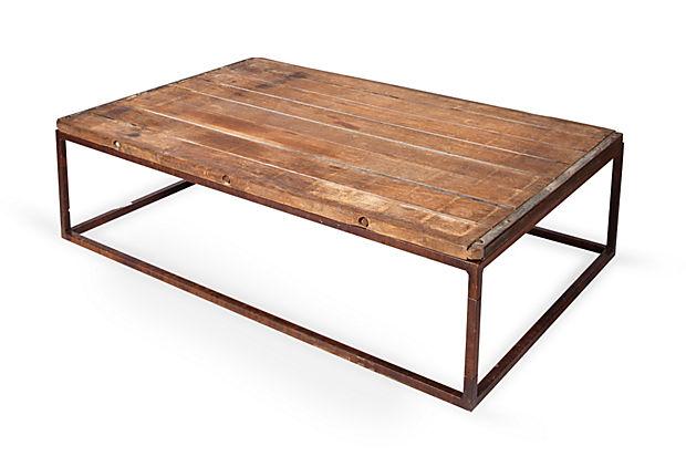brick box image bricklayers coffee table