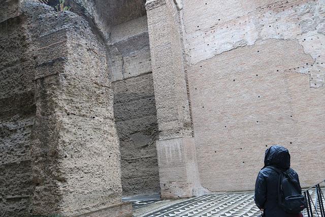 Exploring Caracalla