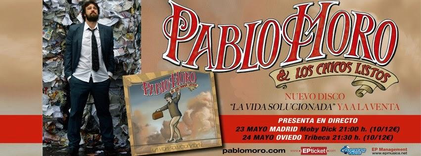 "Pablo Moro en ""el diván de Kike Rogado"""
