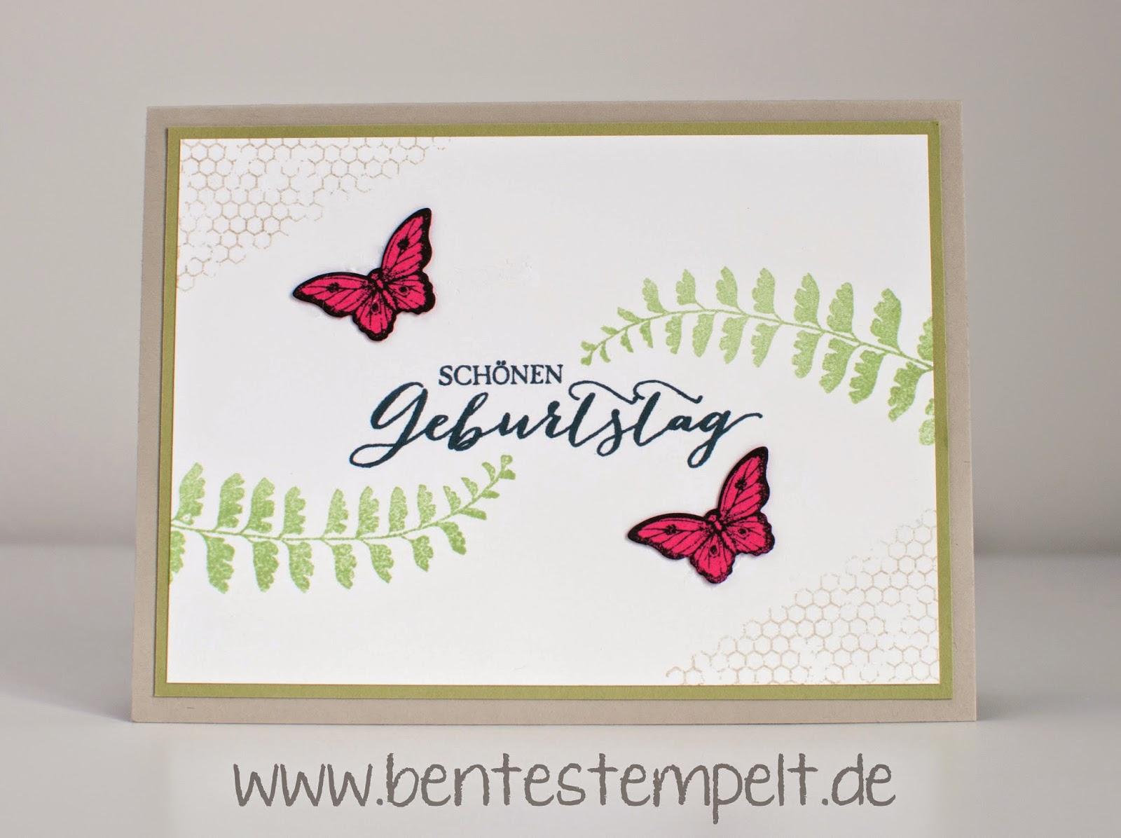 copyright www.stampinup.com und www.bentestempelt.de