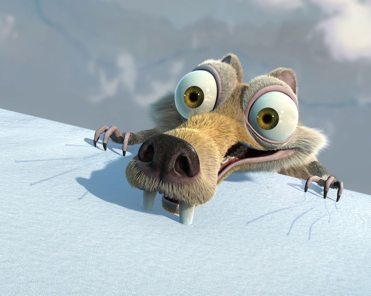 It's just a photo of Monster Ice Age Pictures