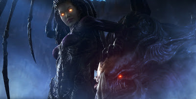 The Careless Gamer Blog: Game Review: Starcraft II: Heart of the Swarm