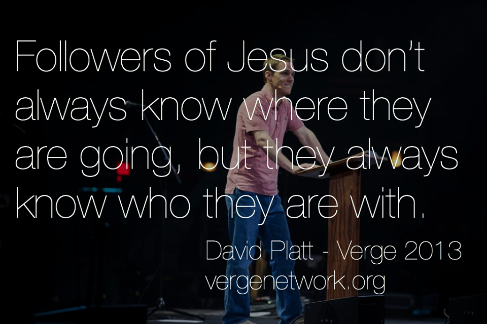 Verge 2013 Emmaus City Church Discipleship and Mission and God's Sent Church Quotes Part 3 Worcester MA