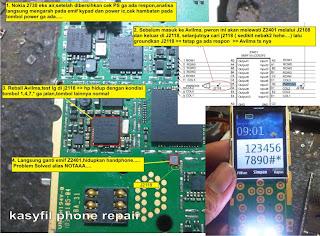 Nokia 2730c matot problem